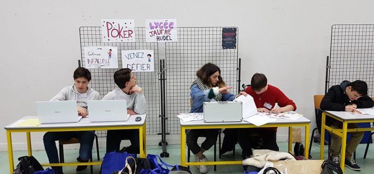 Congrès Math en Jeans – Poitiers 2018
