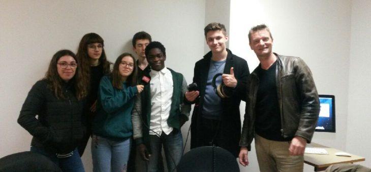 Rencontre avec un journaliste de Chérie Bordeaux