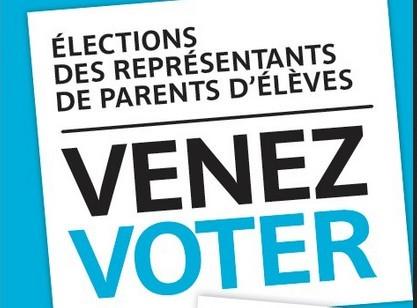 Elections des parents d'élèves au conseil d'administration